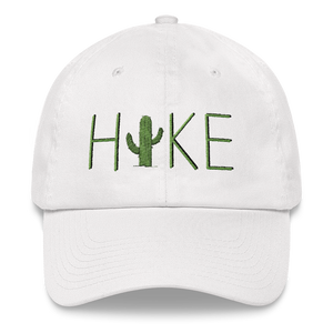 Hike Cactus Dad Hat - UCAN Outdoor Co.