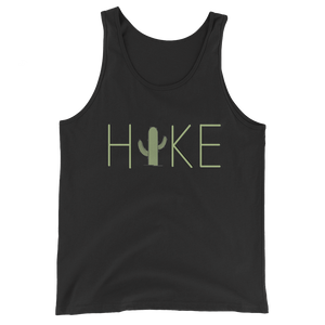 Hike Cactus Unisex Tank - UCAN Outdoor Co.