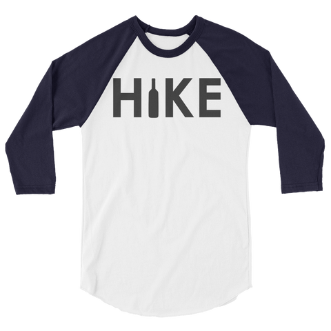 Hike Necessities Unisex 3/4 Tee - UCAN Outdoor Co.