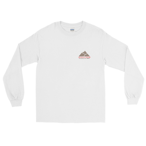 Lincoln Long Sleeve Men's Tee - UCAN Outdoor Co.