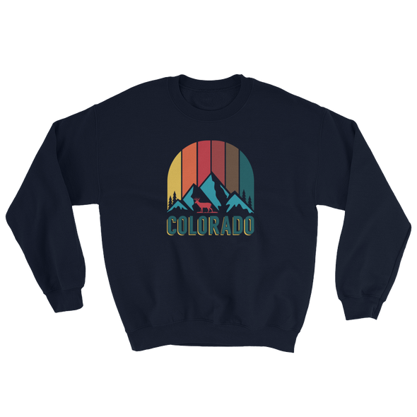 Colorado Unisex SweatshirtUCAN Outdoor Co.