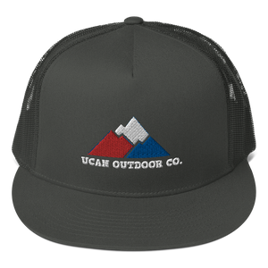 Nature First Trucker Cap - UCAN Outdoor Co.