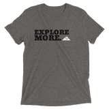 Explore More Unisex Tee - UCAN Outdoor Co.