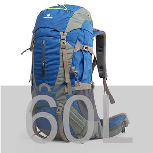 Maleroads High quality Professional Climb backpack Travel backpack Trekking Rucksack Camp Equipment Hike Gear 50L 60L  Men Women