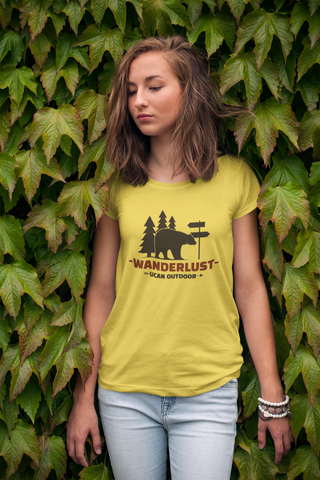 What I Live For Women's Tee - UCAN Outdoor Co.
