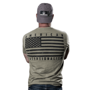 American Exceptionalism T-shirt