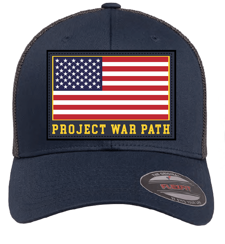 Patriot - US Flag Trucker Hat