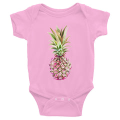 Image of PINK PINEAPPLE BODYSUIT