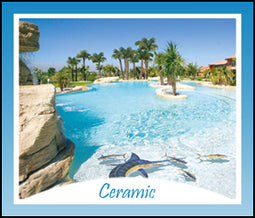 Ceramic Pool Mosaics Collection