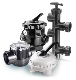 POOL AND SPA VALVES