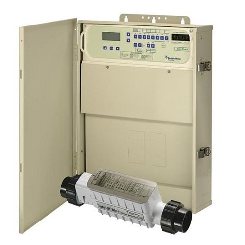 Pentair 521150 EasyTouch 8SC-IC60 - Pool/Spa (includes SCG integration & IC60 cell, 2 actuators)
