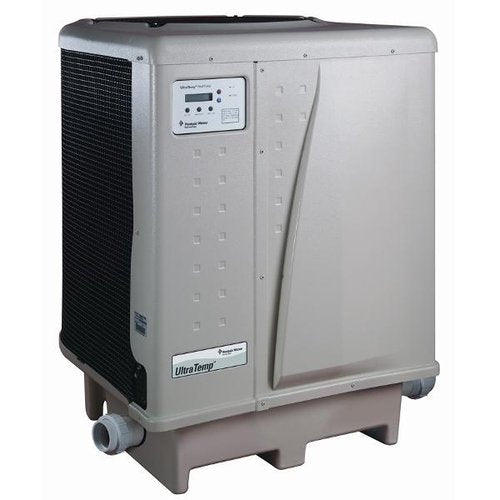 ULTRATEMP® HIGH PERFORMANCE POOL AND SPA HEAT PUMP-Almond