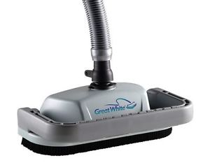 GREAT WHITE® INGROUND POOL CLEANER