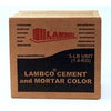 LAMBCO COLOR OXIDE PIGMENT CHOCOLATE BROWN