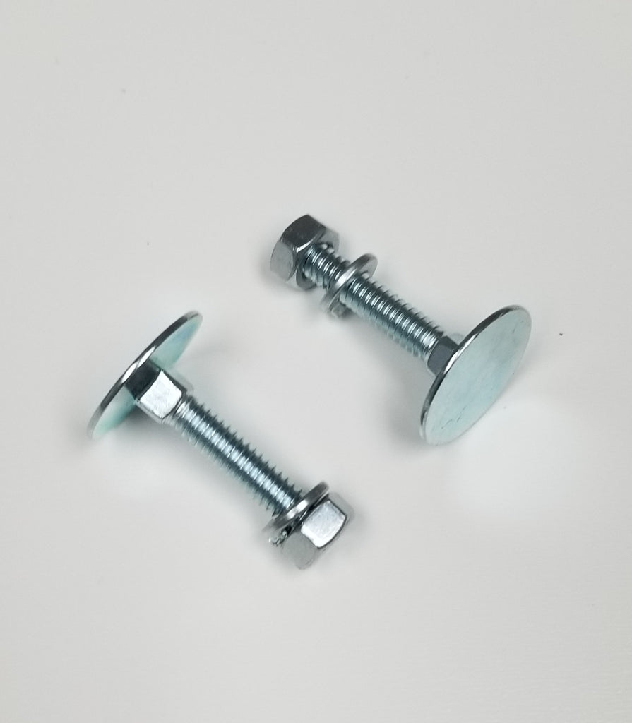 Elevator Bolts w/ nut and washer (Pair)