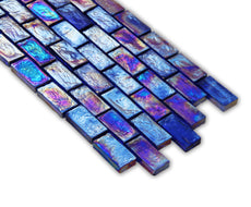 Poured  Glass Art Deco Series - ADSC2348