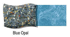 RIVER ROK™ Blue Opal <BR>(Sold in 10 Bag Batch)<BR> Click for Details