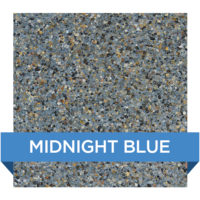 CrystalStones Smooth Midnight Blue