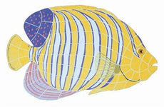 Regal Fish Reef Fish RF23 Ceramic Mosaic