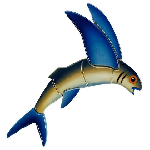 Flying Fish-A FF45 Ceramic Mosaic