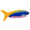 Wrasse- Multicolor Reef Fish W60 Ceramic Mosaic