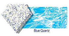 DIAMOND BRITE™ Blue Quartz