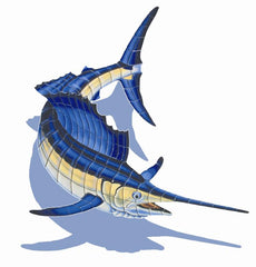 Sailfish SF12/SH (with shadow) Ceramic Mosaic