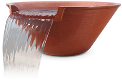 Pentair MagicBowl® Water Effects Copper Color 580041 Available InStore Only!