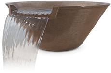 Pentair MagicBowl® Water Effects Bronze Color 580042 Available InStore Only!