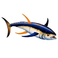 Tuna Right Porcelain Mosaic