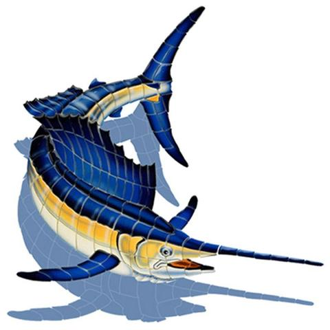 Sailfish SF12R/SH (with shadow) Ceramic Mosaic