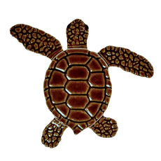 "Loggerhead Turtle ""C"" Mini 4""<br>Click to View Colors"