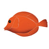 Tang Fish<BR>Yellow - Orange - Blue<BR>Click to View