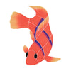 Flame Angel Fish<BR> Facing Left or Right<BR> Click to View