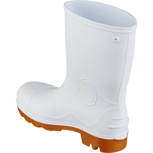 White Rubber Boots (Pair)