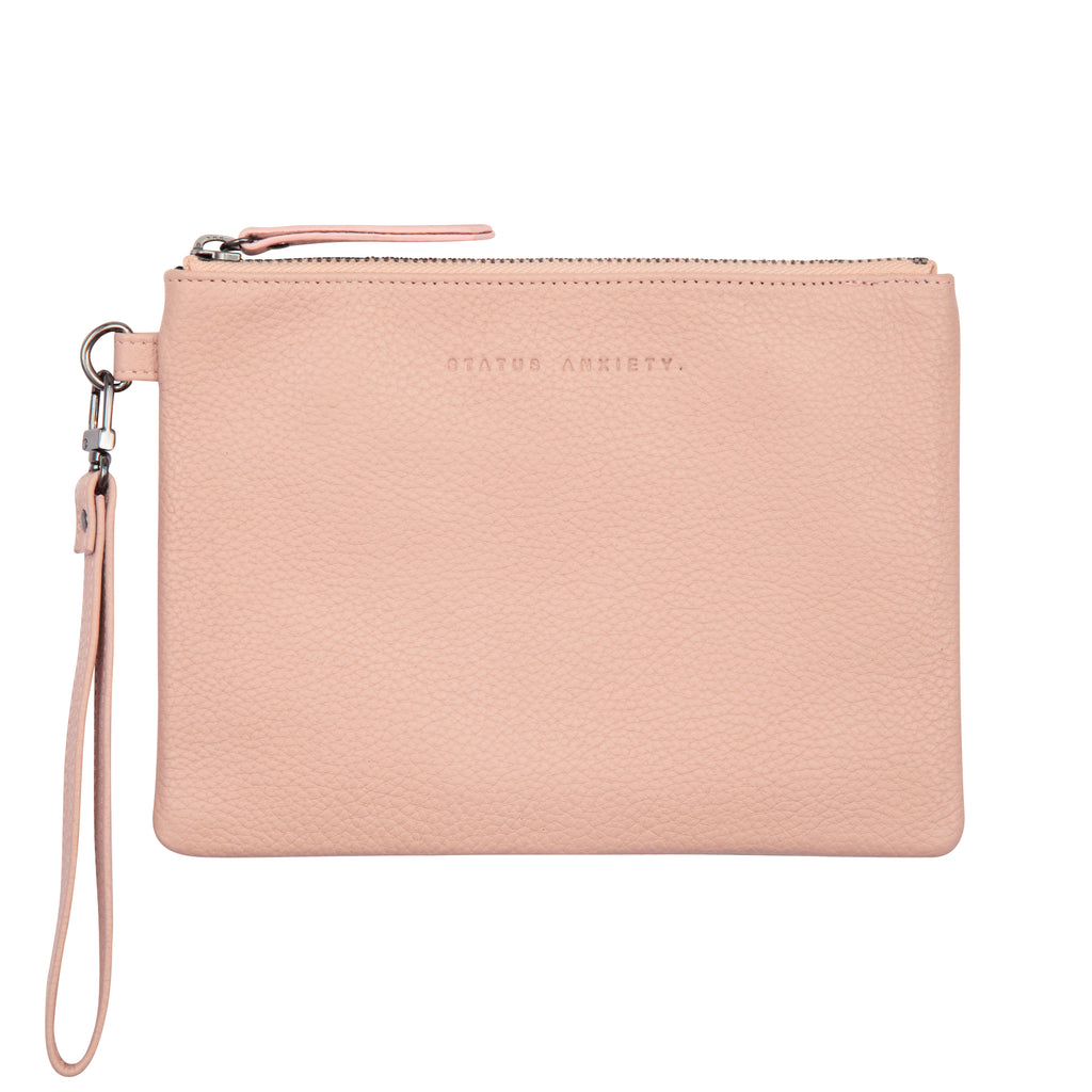 Fixation Wallet - Dusty Pink