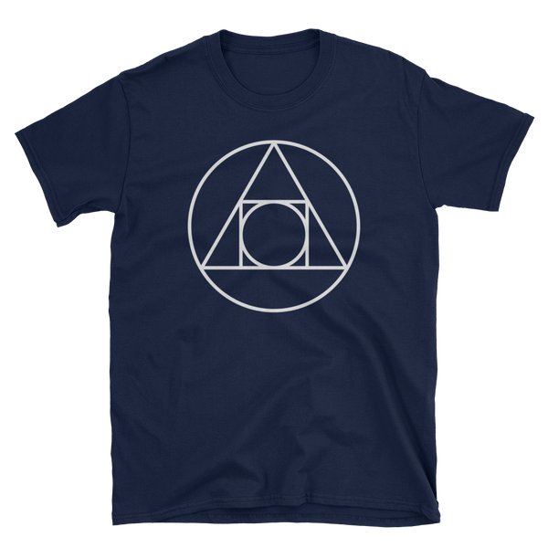 Squared Circle Alchemy T-Shirt