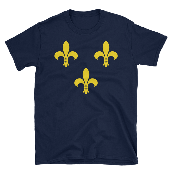Royal Arms of France T-Shirt