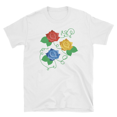 Color Roses T-Shirt