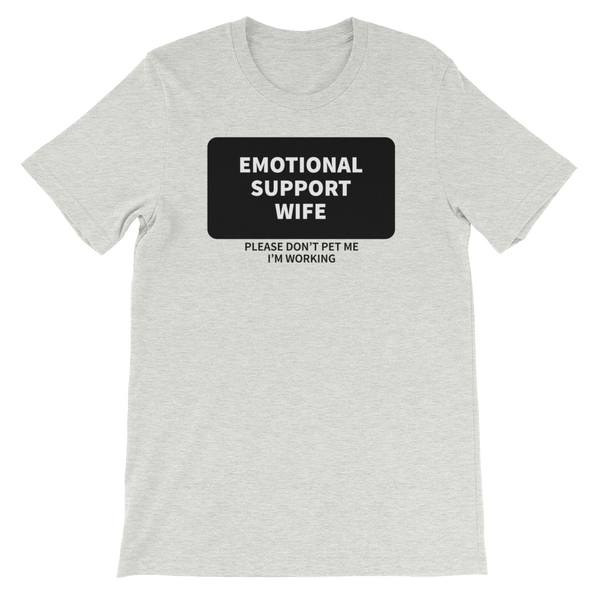Emotional Support Wife T-Shirt