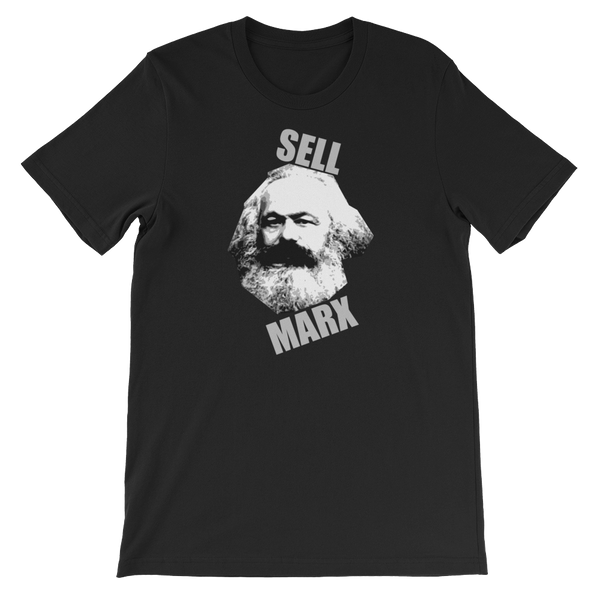 Sell Marx T-Shirt