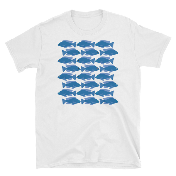 Blue Fishes T-Shirt