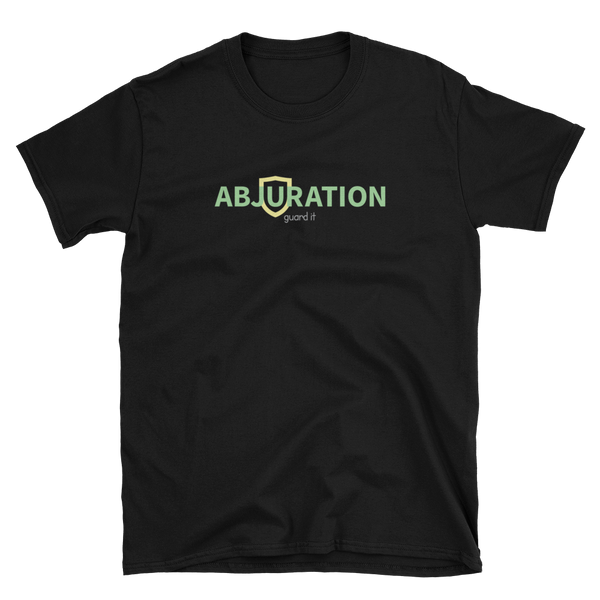 Schools of Magic: Abjuration T-Shirt