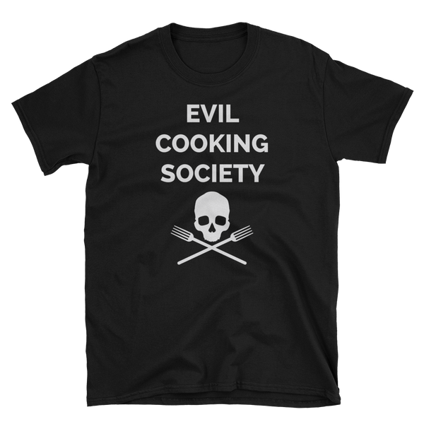 Evil Cooking Society T-Shirt