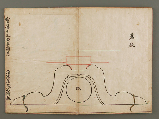 Yamato eyoshu (details are unknown) / BJ177-184