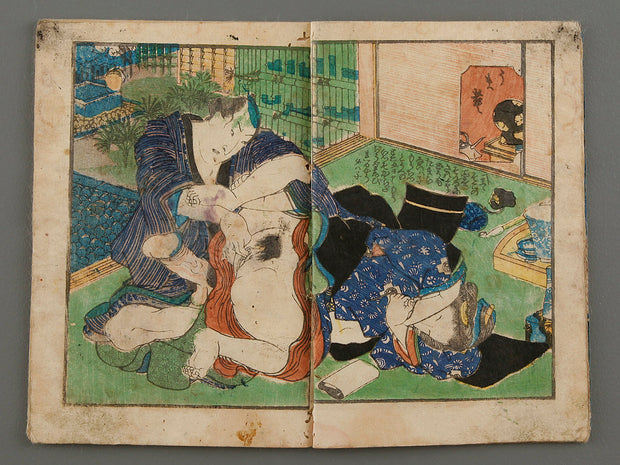 Shunga (title is unknown) / BJ185-318