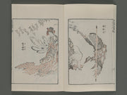 Hokusai Manga Vol.10 (1984 edition) / BJ204-876
