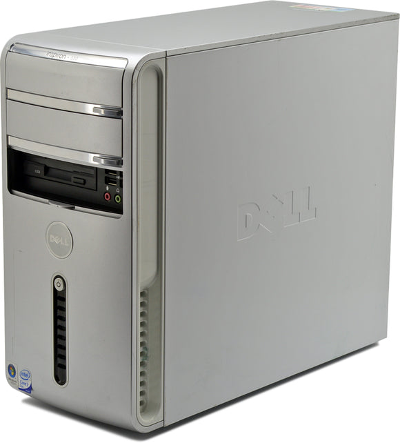Dell Inspiron 530 Desktop Tower PC Core 2 Duo 2.0Ghz 500GB HDD 4GB RAM