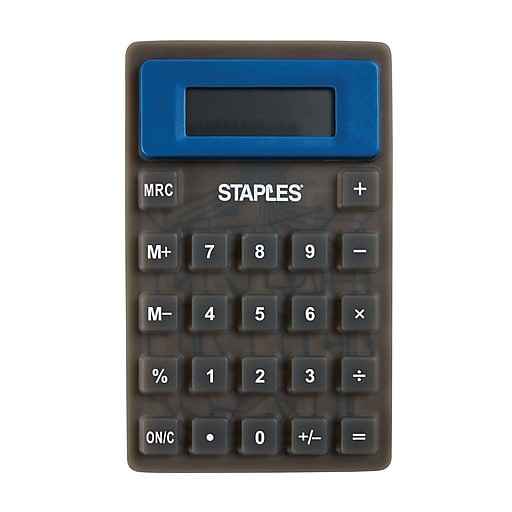 Staples Flexible Calculator