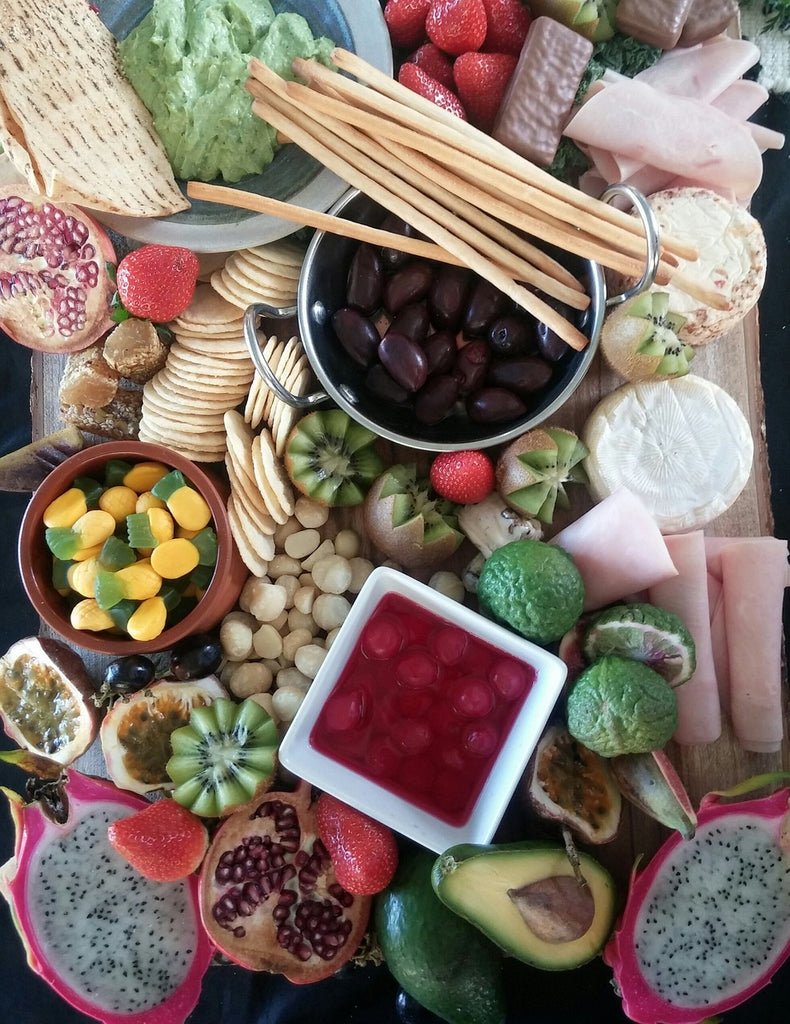 How To Create The Ultimate Grazing Board